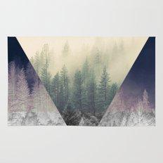 Inverted Forest Rug