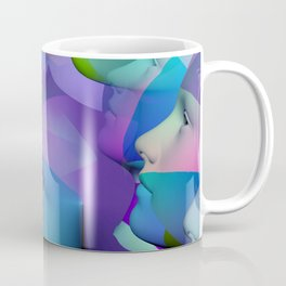 feeling blue together Coffee Mug