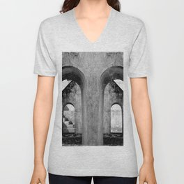 In A Surreal Dream Unisex V-Neck