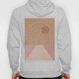 Geometric Abstract 111 Hoody