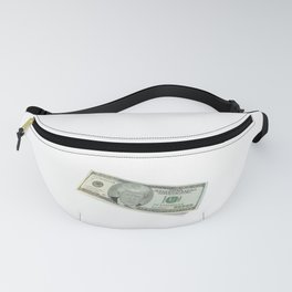Donald Trump on a One Hundred Dollar Bill Fanny Pack