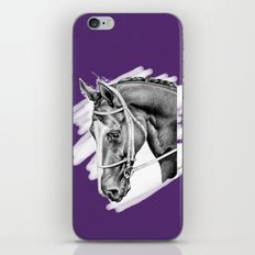 Sport Horse iPhone & iPod Skin