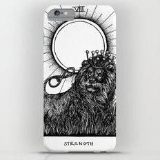 Strength Tarot iPhone 6s Plus Slim Case