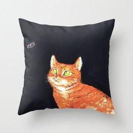 Natural Predator Throw Pillow