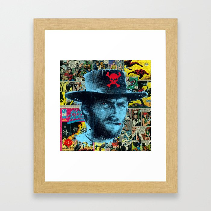 Beastwood Framed Art Print