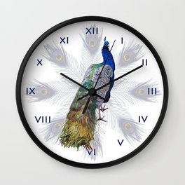 Bird Of Juno Wall Clock