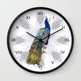 Bird Of Juno Wall Clock