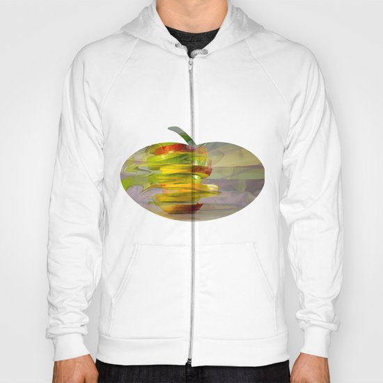 apple pyramid Hoody