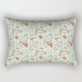 Kittea Time Rectangular Pillow