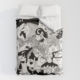 Faces  Comforters