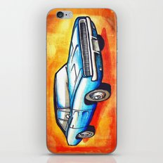 '68 Charger iPhone & iPod Skin
