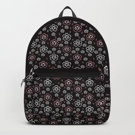Cherry Blossom Pattern Backpack