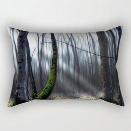 Searching the light Rectangular Pillow