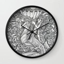 Taema ma Tilafaiga Wall Clock