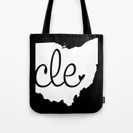 Love Cleveland Tote Bag