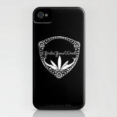 GGDUB CREST  Slim Case iPhone (4, 4s)