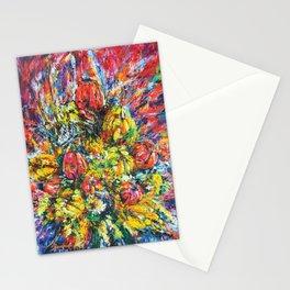 Flower Clock (2016). Stationery Cards