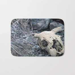 Desert Skull Two Bath Mat