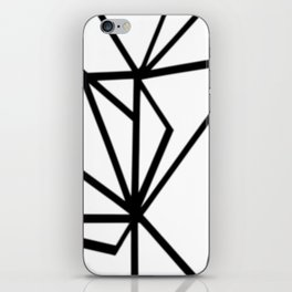 out focus iPhone Skin