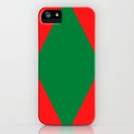 Bright carpet iPhone Case