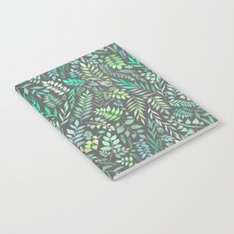 Eucalyptus (Essential Oil Collection) Notebook