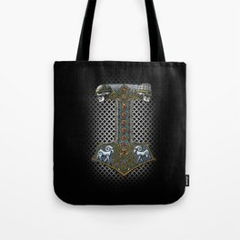 Tribute to Thor Tote Bag