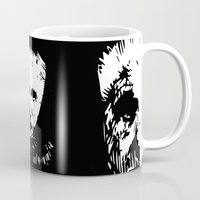 einstein Mugs featuring Einstein by ivaDima