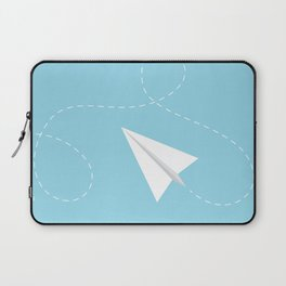 #38 Paperplane Laptop Sleeve