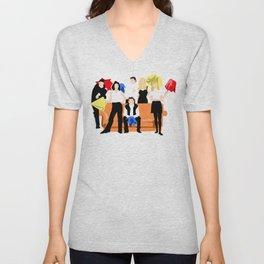 Friends  Unisex V-Neck