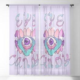 Eye Candy Sheer Curtain
