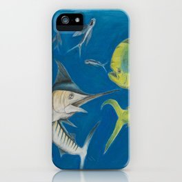 Food Chain iPhone Case