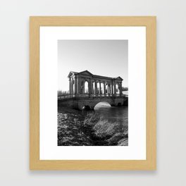 Bridge to Earnest  Framed Art Print