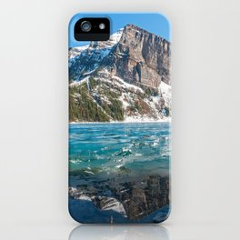 Canada, Banff: Lake Louise iPhone Case