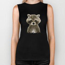 little raccoon Biker Tank