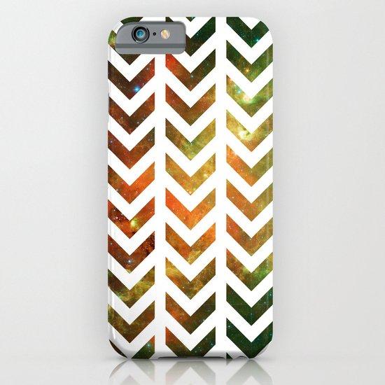 Nebula Chevrons iPhone & iPod Case