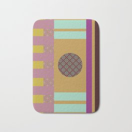 Mix n Match with Circle 2 Bath Mat