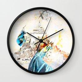 Mystery JOYFUL Wall Clock