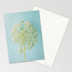 Lace in Blue Stationery Cards