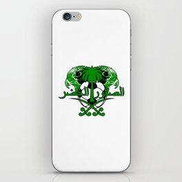 Saudi Arabia الصقور الخضر (Green Falcons) ~Group A~ iPhone Skin
