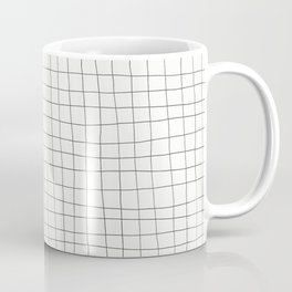 Quadrillage Coffee Mug