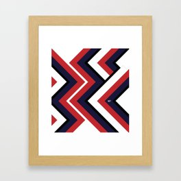 CLASSICO II #minimal #retro #vintage #art #design #kirovair #buyart #decor #home Framed Art Print