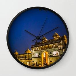 Amer Fort, Jaipur Wall Clock