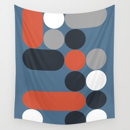 Domino 07 Wall Tapestry