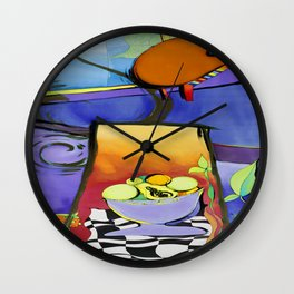 Harry's Centerpiece Wall Clock