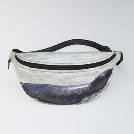 Seal in the Surf by Reay of Light Fanny Pack