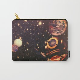 Space Boots. Carry-All Pouch