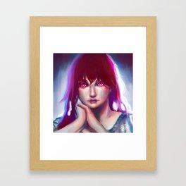 Women are all right Framed Art Print