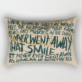 RIP Ray Bradbury Rectangular Pillow