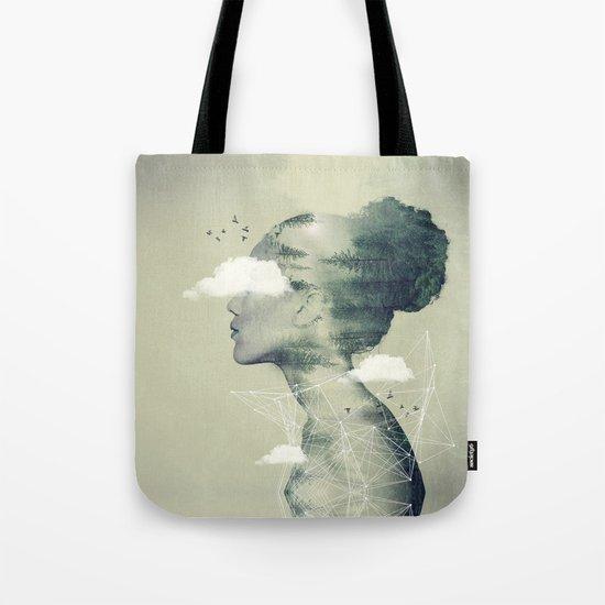 Geo Dress Tote Bag