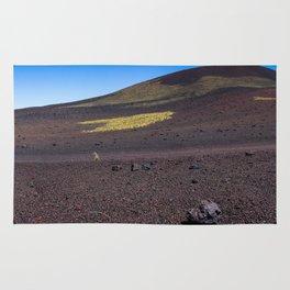 Lava mountain Rug